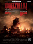 Cover icon of Godzilla! (Main Title Theme) sheet music for piano solo by Alexandre Desplat