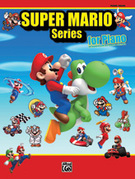 Cover icon of Super Mario Kart Super Mario Kart Mario Circuit sheet music for piano solo by Soyo Oka, intermediate