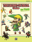 Cover icon of The Legend of Zeldau: A Link to the Pastu The Legend of Zeldau: A Link to the Pastu The Dark World sheet music for piano solo by Koji Kondo, intermediate