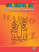 Cover icon of New Super Mario Bros. Wii New Super Mario Bros. Wii Title sheet music for piano solo by Ryo Nagamatsu and Sakiko Masuda