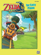 Cover icon of The Legend of Zeldau: Spirit Tracks The Legend of Zeldau: Spirit Tracks Byrnes Theme sheet music for piano solo by Toru Minegishi and Shinobu Amayake
