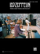 Cover icon of Trampled Under Foot sheet music for piano, voice or other instruments by Jimmy Page, Led Zeppelin and Robert Plant, easy/intermediate