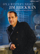Cover icon of That Silent Night sheet music for piano, voice or other instruments by Jim Brickman