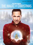 Cover icon of The Magic of Christmas sheet music for piano solo by Jim Brickman, intermediate skill level