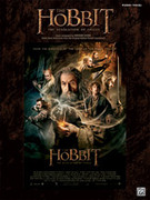 Cover icon of A Necromancer (from The Hobbit: The Desolation of Smaug) sheet music for piano solo by Howard Shore, classical score, intermediate skill level