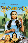 Cover icon of The Wizard of Oz -- Choral Revue sheet music for choir (2-Part) by Anonymous, Greg Gilpin and Pete Schmutte, intermediate