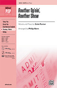 Cover icon of Another Op'nin', Another Show sheet music for choir (SATB) by Cole Porter and Philip Kern