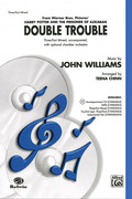 Cover icon of Double Trouble (from Harry Potter and the Prisoner of Azkaban) sheet music for choir (3-Part Mixed) by John Williams, intermediate skill level