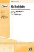 Cover icon of Hip-Hop Reindeer sheet music for choir (2-Part) by Brian Fisher and Andy Beck