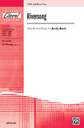 Cover icon of Riversong sheet music for choir (SATB) by Andy Beck, intermediate choir (SATB)