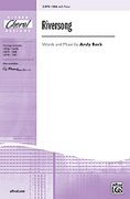 Cover icon of Riversong sheet music for choir (SSA: soprano, alto) by Andy Beck, intermediate