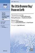 Cover icon of The Little Drummer Boy / Peace on Earth sheet music for choir (SAB) by Harry Simeone, Henry Onorati, Katherine Davis, Alan Kohan and Larry Grossman