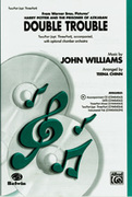 Cover icon of Double Trouble (from Harry Potter and the Prisoner of Azkaban) sheet music for choir 2-Part (Opt. 3-Part) by John Williams and Teena Chinn, intermediate