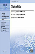 Cover icon of Sleigh Ride sheet music for choir (SAB) by Leroy Anderson, Mitchell Parish and Andy Beck