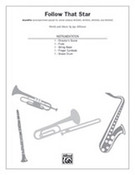 Cover icon of Follow That Star (COMPLETE) sheet music for Choral Pax by Jay Althouse