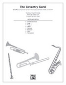 Cover icon of The Coventry Carol (COMPLETE) sheet music for Choral Pax by Anonymous and Mark Hayes, easy/intermediate skill level