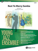 Cover icon of Rest Ye Merry Samba sheet music for jazz band (full score) by Anonymous, intermediate skill level
