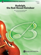 Cover icon of Rudolph, the Red-Nosed Reindeer sheet music for full orchestra (full score) by Johnny Marks, intermediate skill level