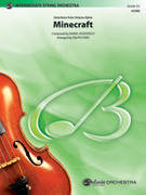 Cover icon of Minecraft sheet music for string orchestra (full score) by Daniel Rosenfeld and Ralph Ford, intermediate