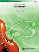 Cover icon of Dark Horse sheet music for string orchestra (full score) by Katy Perry, Max Martin, Lukasz Gottwald and Henry Walter, intermediate