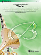 Cover icon of Timber (COMPLETE) sheet music for concert band by Breyan Stanley Isaac