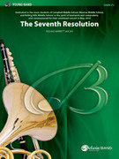 Cover icon of The Seventh Resolution (COMPLETE) sheet music for concert band by Roland Barrett