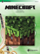 Cover icon of Minecraft sheet music for concert band (full score) by Daniel Rosefeld and Ralph Ford