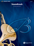 Cover icon of Soundtrack (COMPLETE) sheet music for concert band by Justin Williams