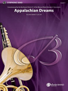 Cover icon of Appalachian Dreams (COMPLETE) sheet music for concert band by Roland Barrett