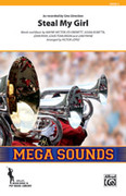 Cover icon of Steal My Girl (COMPLETE) sheet music for marching band by Wayne Hector