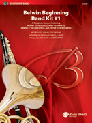 Cover icon of Belwin Beginning Band Kit #1 sheet music for concert band (full score) by Jack Bullock