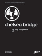 Cover icon of Chelsea Bridge sheet music for jazz band (full score) by Billy Strayhorn
