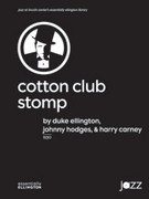 Cover icon of Cotton Club Stomp sheet music for jazz band (full score) by Duke Ellington, Johnny Hodges and Harry Carney, intermediate jazz band (full score)