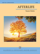 Cover icon of Afterlife (COMPLETE) sheet music for concert band by Rossano Galante