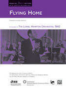 Cover icon of Flying Home sheet music for jazz band (full score) by Lionel Hampton, intermediate jazz band (full score)