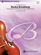 Cover icon of Rocky Broadway sheet music for full orchestra (full score) by Anonymous and Patrick Roszell