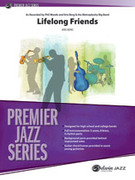 Cover icon of Lifelong Friends sheet music for jazz band (full score) by Kris Berg