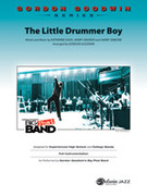 Cover icon of The Little Drummer Boy sheet music for jazz band (full score) by Katherine Davis