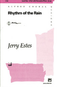 Cover icon of Rhythm of the Rain sheet music for choir (2-Part) by Jerry Estes, intermediate skill level