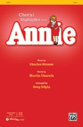 Cover icon of Annie sheet music for choir (2-Part) by Charles Strouse, Martin Charnin and Greg Gilpin