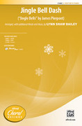 Cover icon of Jingle Bell Dash sheet music for choir (2-Part) by Anonymous and Lynn Shaw Bailey