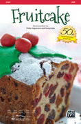 Cover icon of Fruitcake sheet music for choir (SATB) by Philip Hagemann and Penny Leka