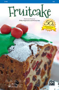 Cover icon of Fruitcake sheet music for choir (SAB) by Philip Hagemann and Penny Leka