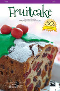 Cover icon of Fruitcake sheet music for choir (SSAA: soprano, alto) by Philip Hagemann, intermediate skill level