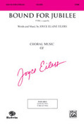 Cover icon of Bound for Jubilee sheet music for choir (TTBB: tenor, bass) by Joyce Eilers, intermediate
