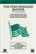 Cover icon of The Star-Spangled Banner sheet music for choir (2-Part) by John Stafford Smith, Francis Scott Key and Russell Robinson