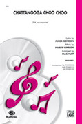 Cover icon of Chattanooga Choo Choo sheet music for choir (SSA) by Anonymous