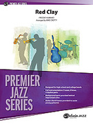 Cover icon of Red Clay (COMPLETE) sheet music for jazz band by Freddie Hubbard and Mike Crotty, intermediate jazz band