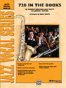 Cover icon of 720 in the Books (COMPLETE) sheet music for jazz band by Jan Savitt and Dave Wolpe