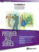 Cover icon of Invitation (COMPLETE) sheet music for jazz band by Bronislau Kaper
